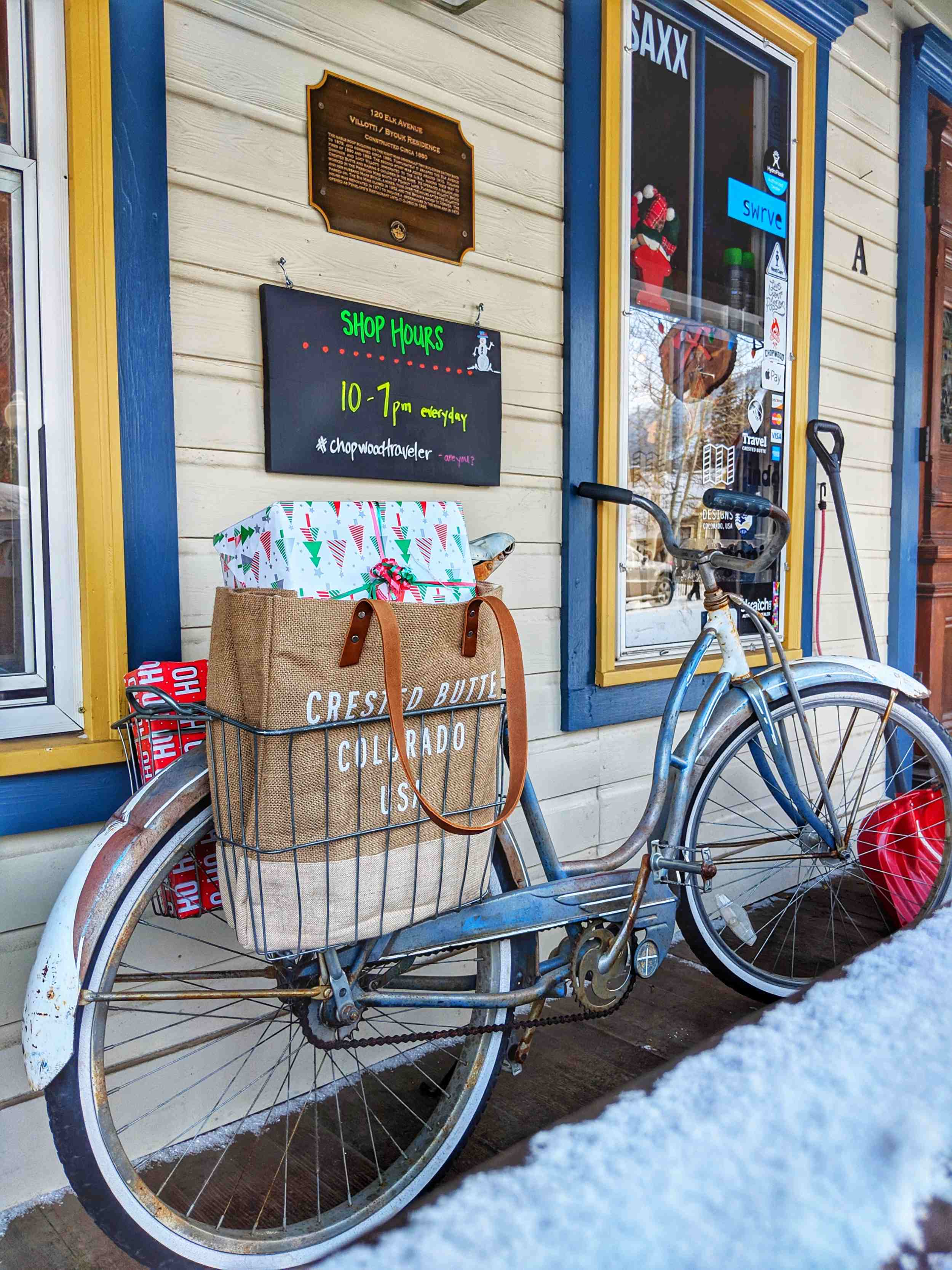 Chopwood Mercantile, Crested Butte, CO