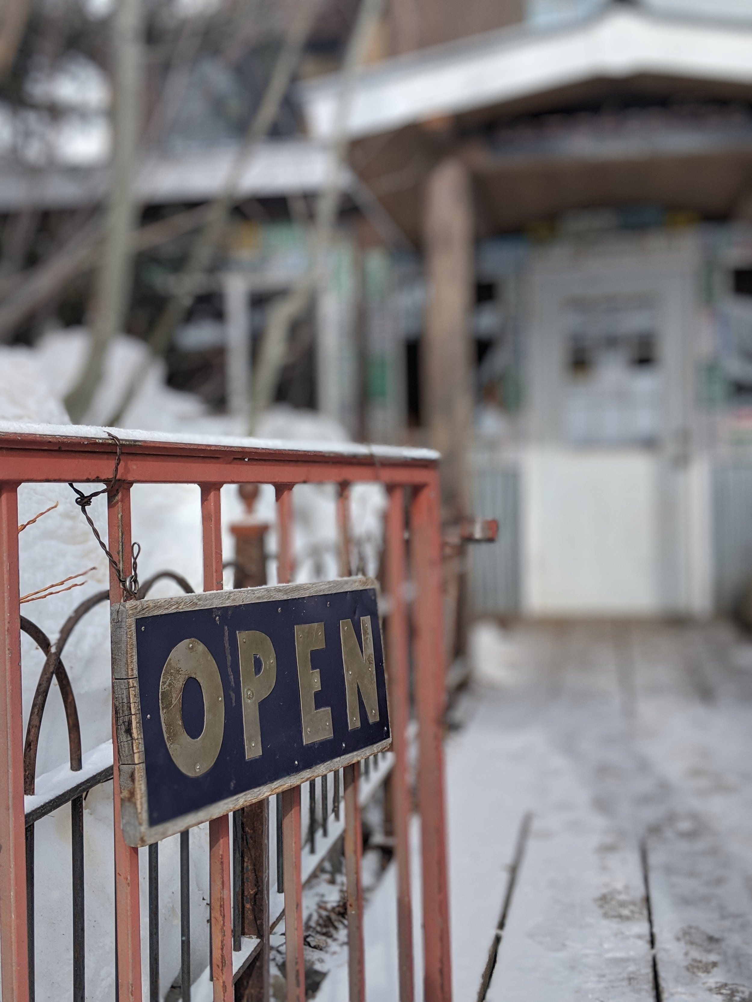 What's open in Crested Butte