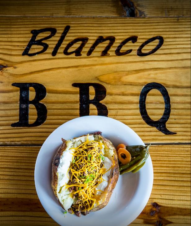 BLANCO BBQ