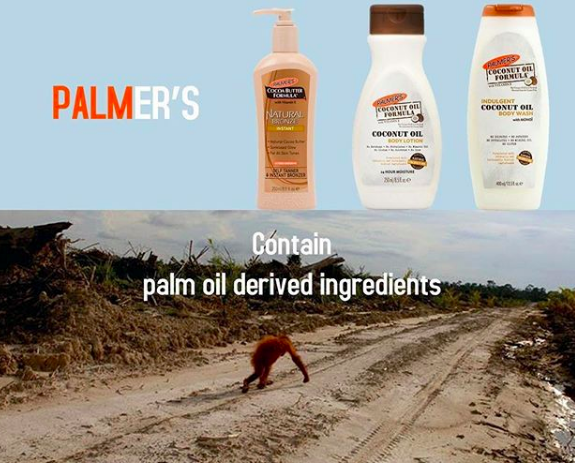 - WATCH LIST I BRANDS THAT USE PALM OIL