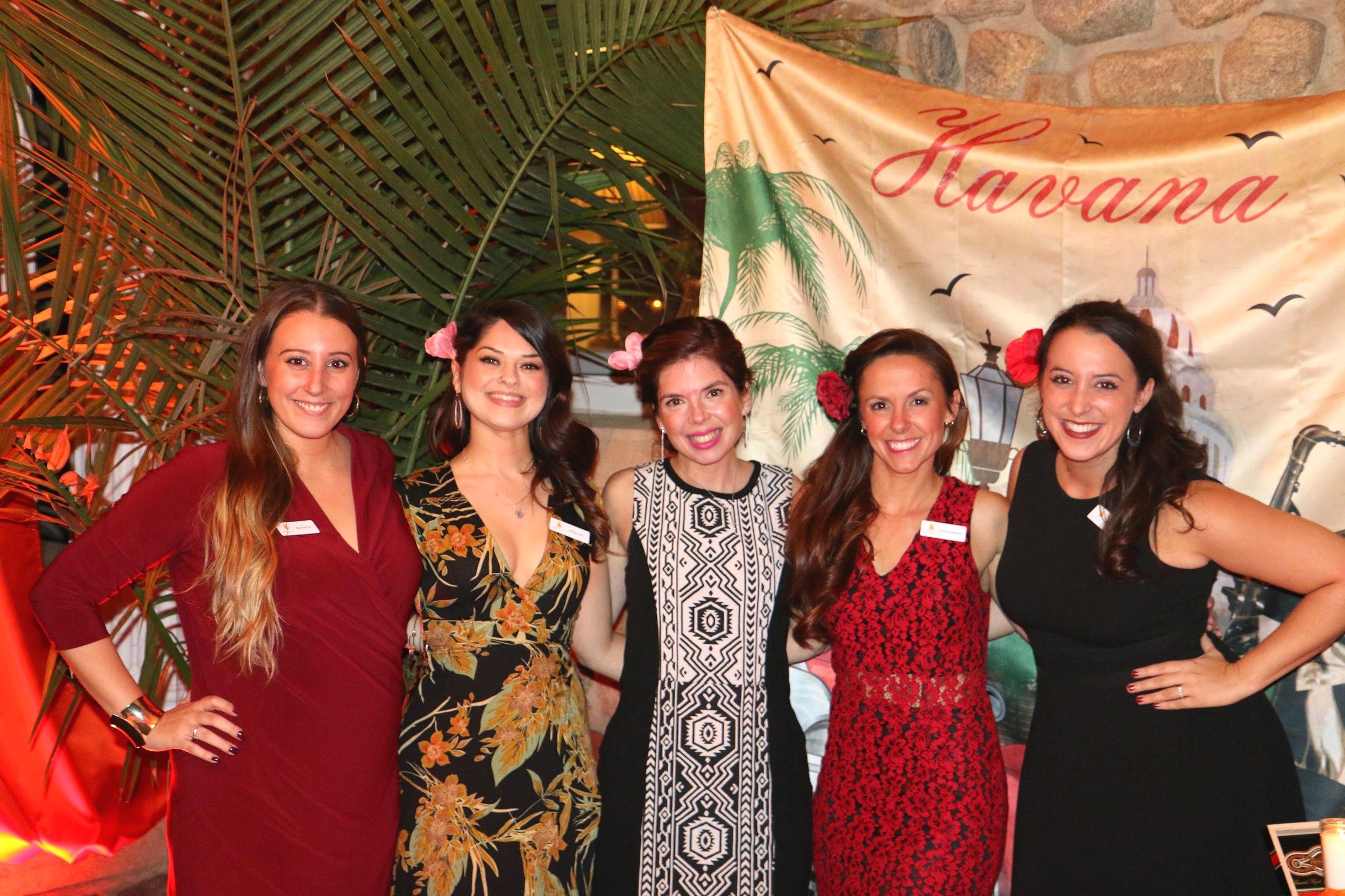 "Annual Fall Gala - 2018 - ""Havana Nights"" Theme"