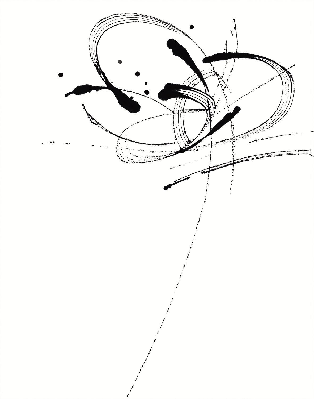 Tobie-Giddio_Original_Ink-Drawing_Space-Series_Flowers_Space I B.jpg
