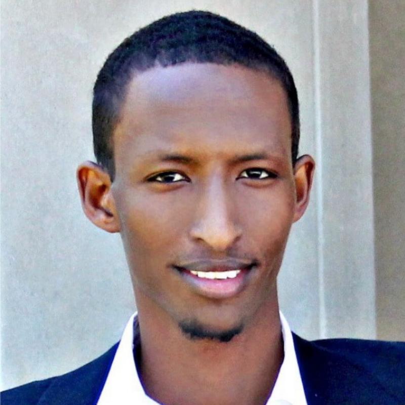 Mohamed-Shukri Hassan - 2019 Good Neighbor