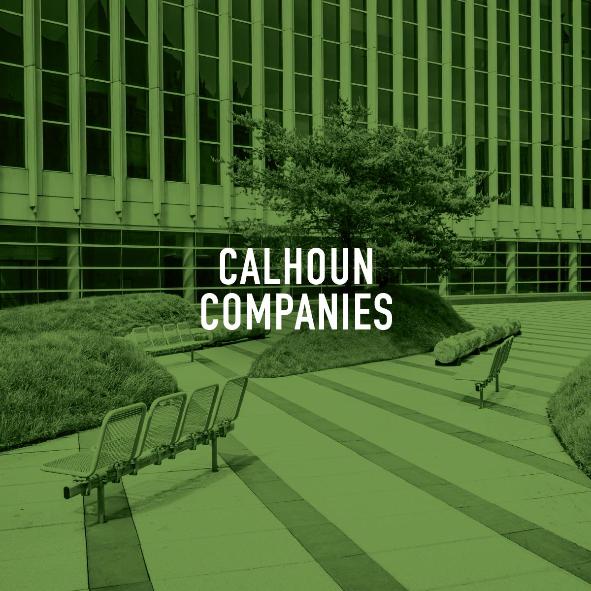 Calhoun Companies Business Media Relations