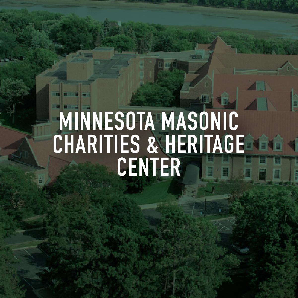 Minnesota Masonic Charities & Heritage Center