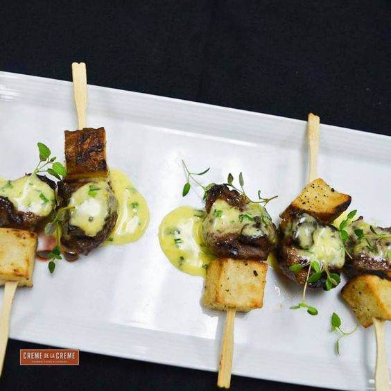 Steak & Frite Skewer