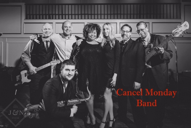 6:30 PM - Cancel Monday   Cancel Monday is a versatile band that has performed in and out of the metro Detroit area, Chicago, Cleveland, Pittsburgh, and surrounding areas, in venues ranging from private parties to large corporate functions to local festivals. Their upbeat live music and professional stage presence is the finishing touch to any function. In 2002, they entertained the Detroit Red Wings at their private Stanley Cup celebration, and they have also worked alongside of many local and national artists.