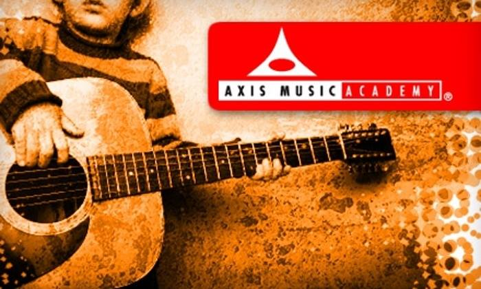 12:30 PM - Axis Music Academy   Axis Music Academy will be showcasing some of their talented young musicians during this event. Stop by and see the future of the Detroit music scene including some up and coming singer/songwriters and also some teen bands. Axis Music Academy has locations in both Birmingham and West Bloomfield and have been teaching music for over 25 years here in metro Detroit