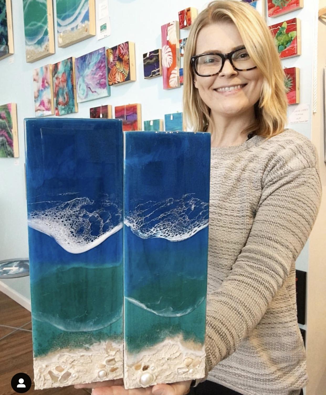 Amanda Pratt - ARTIST