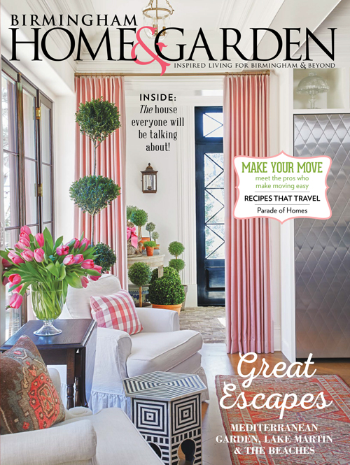 Birmingham Home & Garden - March/April 2018See article