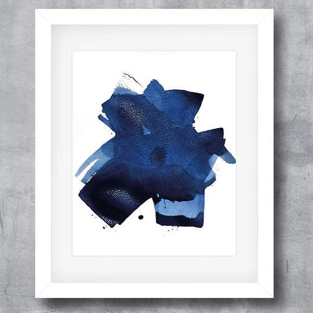 """""""Blue Stain"""" is available as a downloadable print in my Etsy Shop! Sorry the shop is not updated 😶- planning on doing so in the following 1-2 weeks! www.etsy.com/shop/pauladolz ••••••••••••••••••••••••••••••••••••••••••• #pauladolz #art #abstract #abstractart #abstractartists #artprint #artprints #wallart #abstractogram #etsy #etsyshop #etsysellerofinstagram #downloadableart #artdownload #spainart #arte #abstracto #arteabstracto #azul #blue #interiordesign #homedecor #interiorismo"""