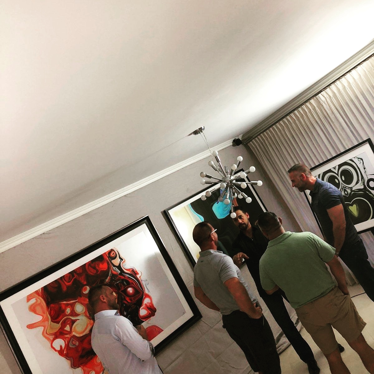 Coldwell Baker Real Estate Open House . Wilton Manors Community Event 2018