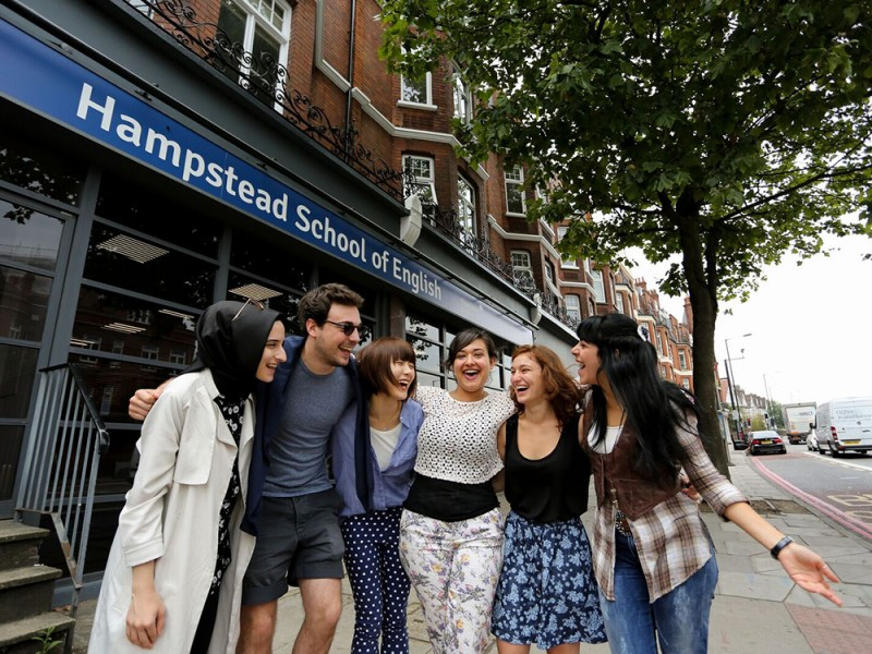 BSC London Hampstead - BSC London Hampstead was founded in 1977. It is located in green and beautifully preserved area of Hampstead. Being a residential and safe part of London, it is easy to experience Central London due to good public transport system. Living in host families and studying under guidance of professional teachers will double the excitement of the trip.More about BSC London Hampstead:https://www.british-study.com/juniors/easter-summer-english-schools/hampstead/