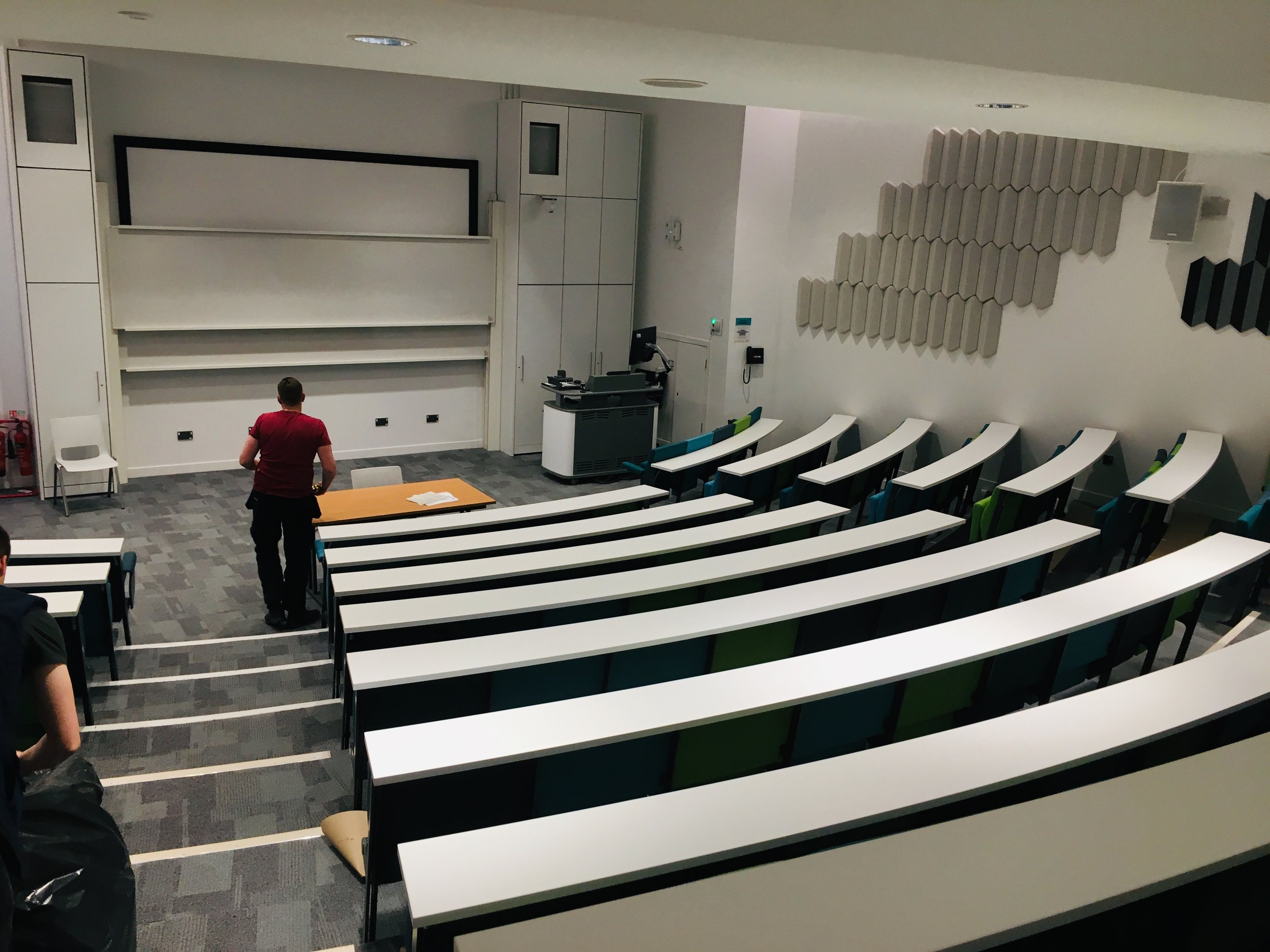 Lecture Hall/Cinema