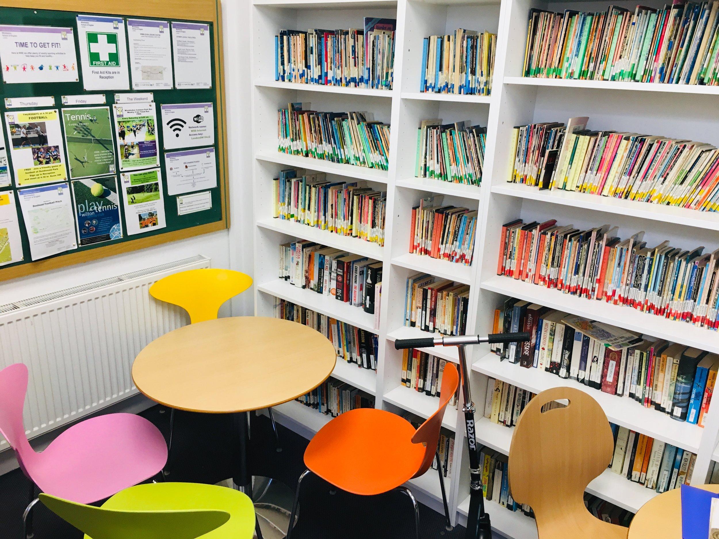 self study corner