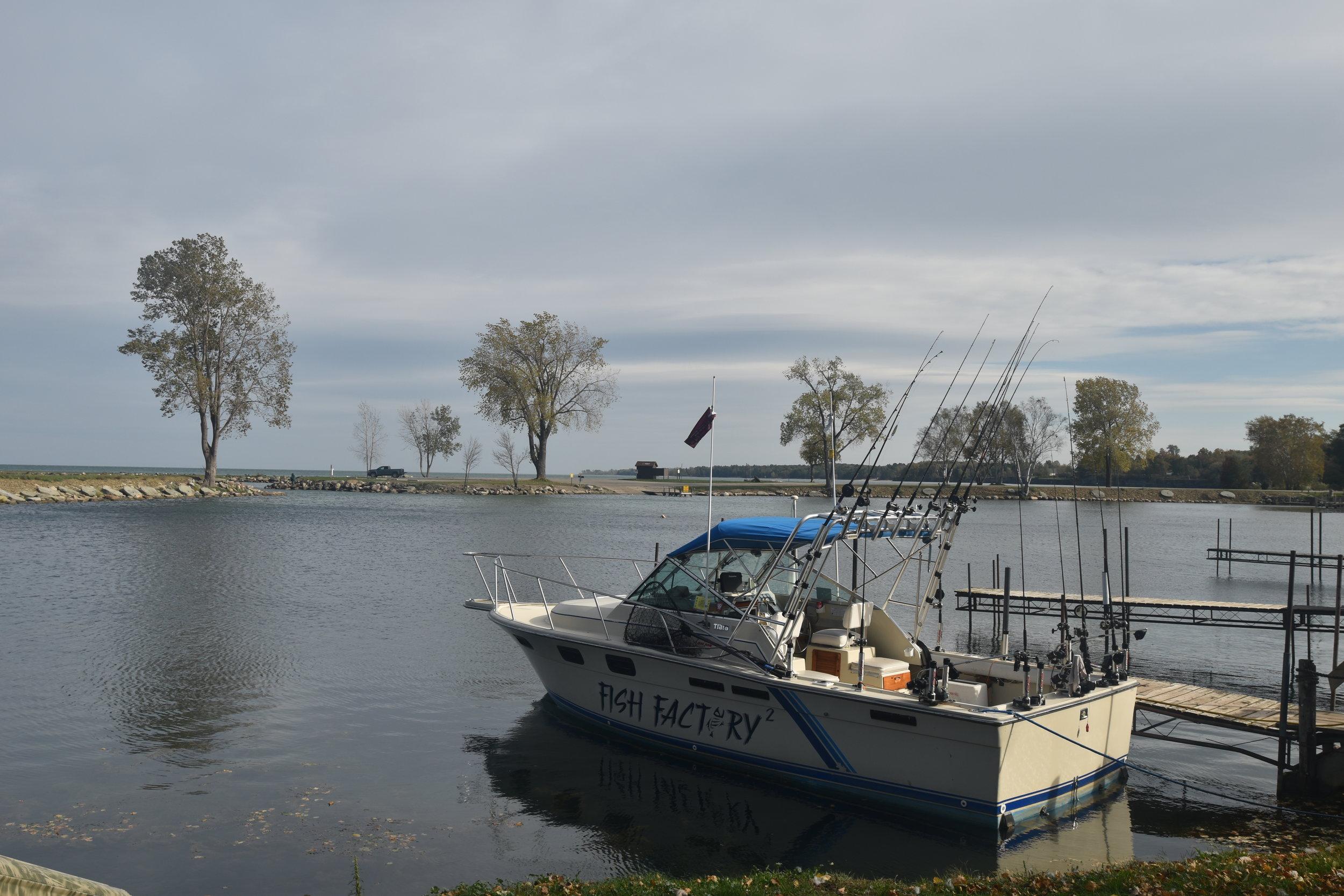 Fishing & Marinas