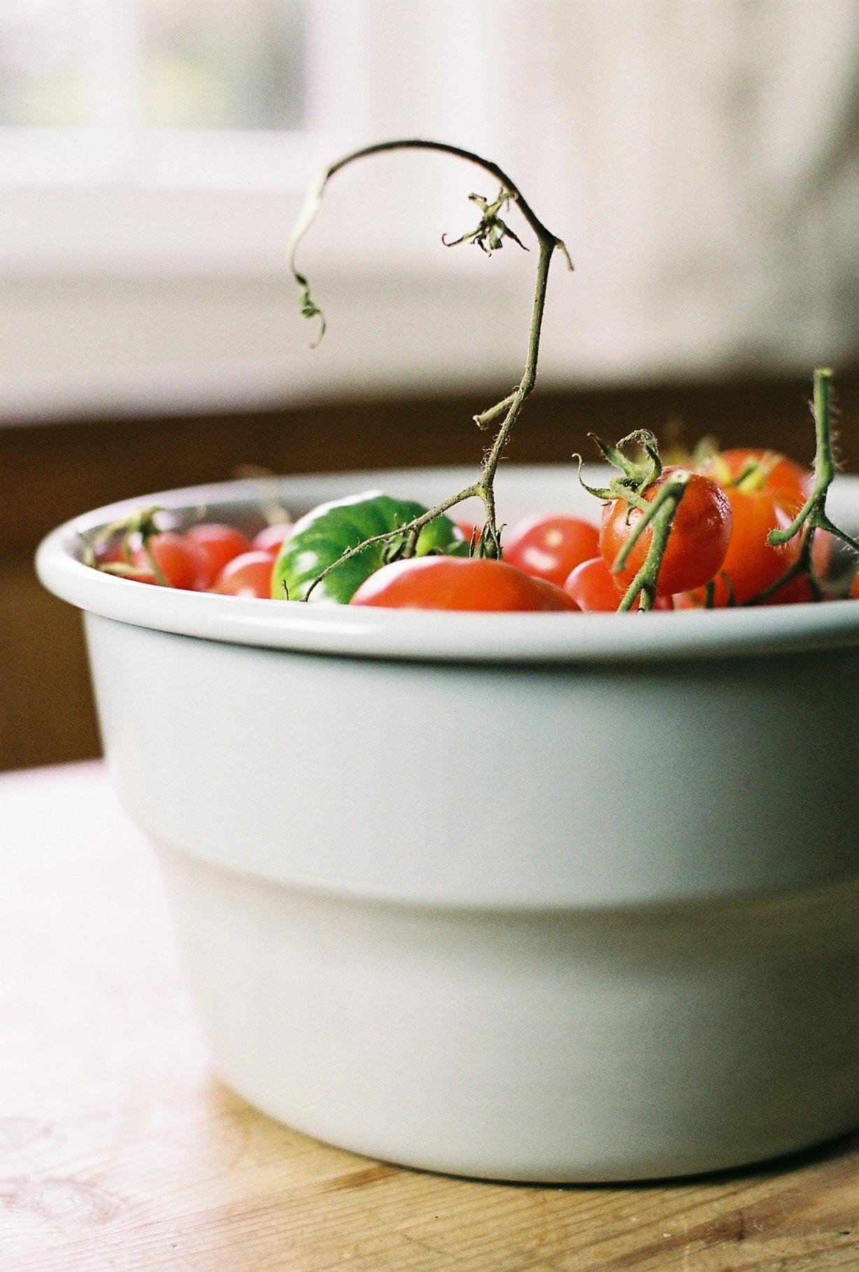 Turner & Harper Enamel Bowl with Tomatoes.jpg