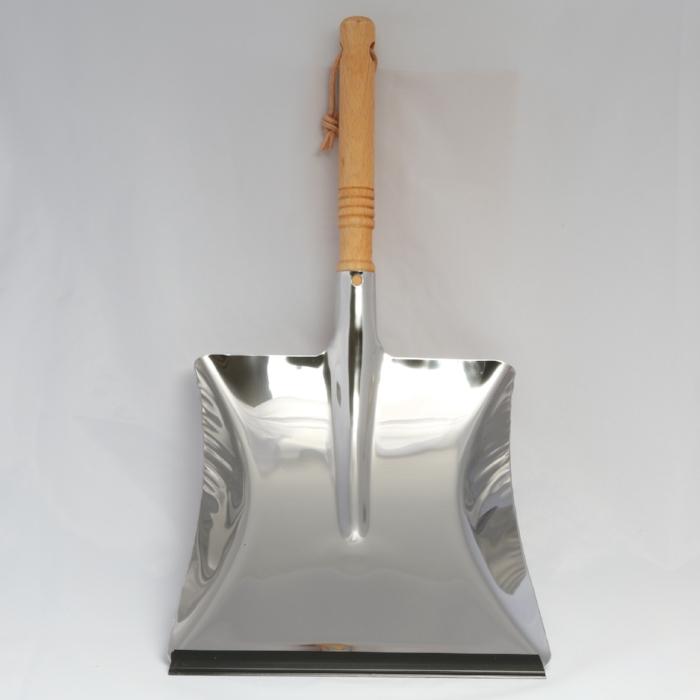 Shiny dustpan