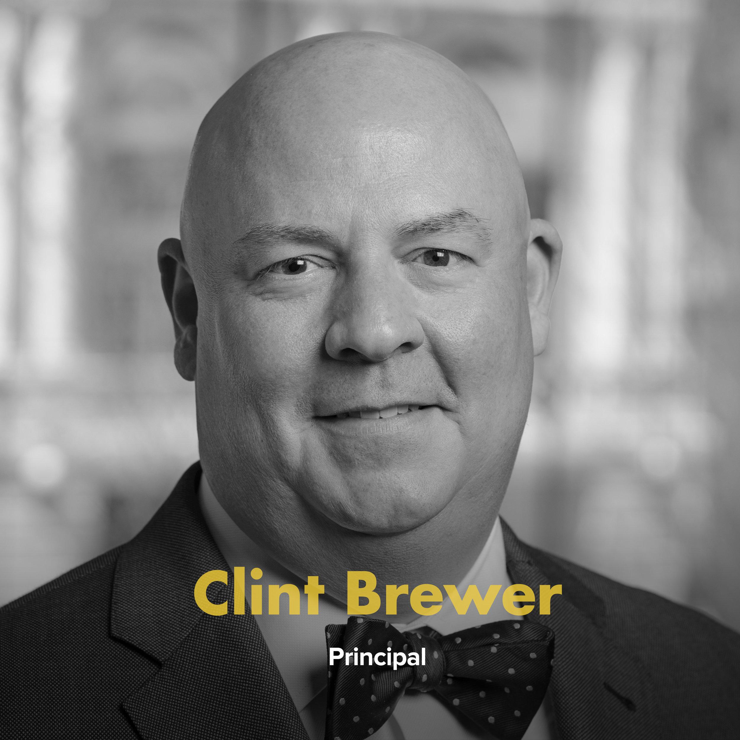 Clint Brewer