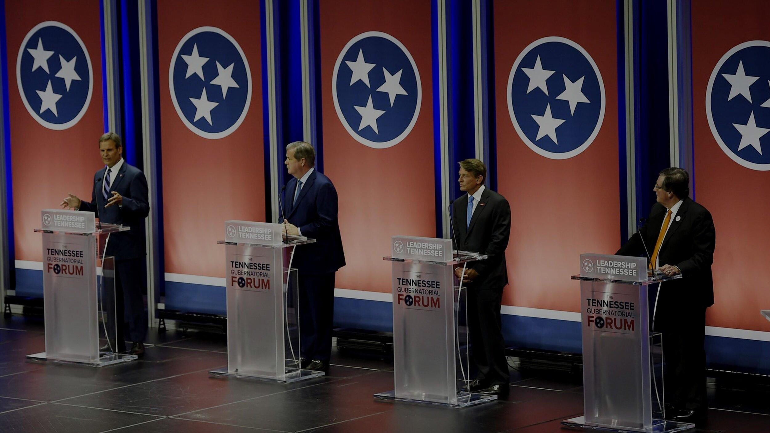 Leadership Tennessee Gubernatorial Forum -