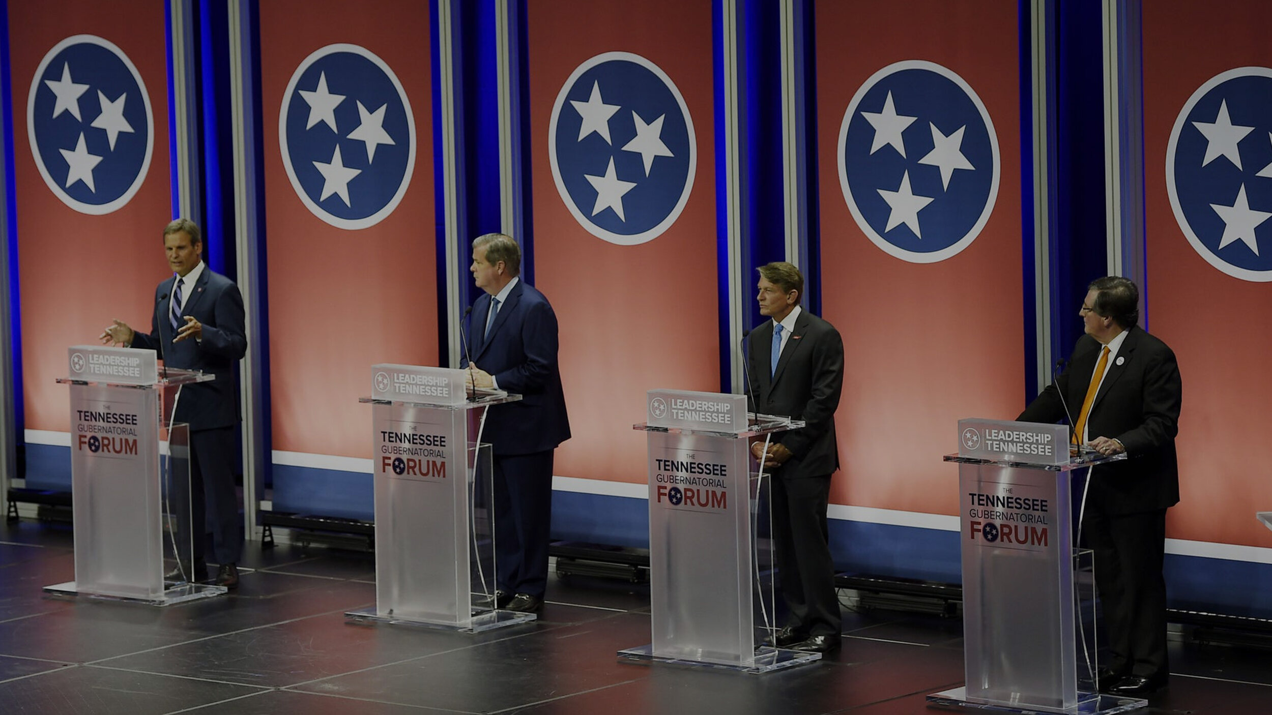 Leadership Tennessee Gubernatorial Forum