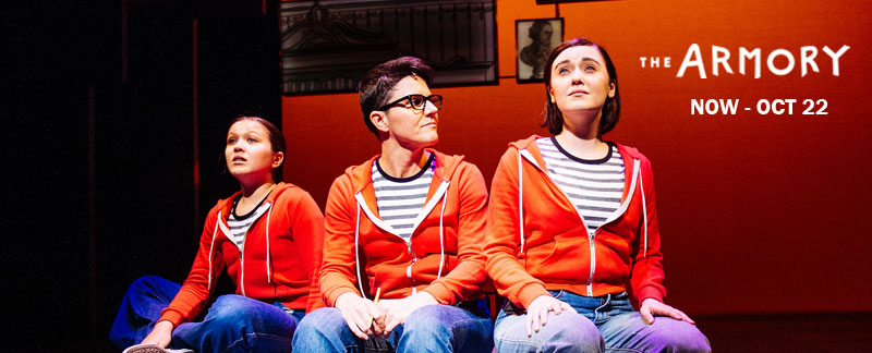 Alison Bechdel  Fun Home ,  Portland Center Stage