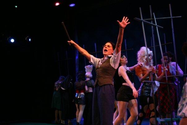 Female Authority Figure  Hairspray,  Surflight Theater