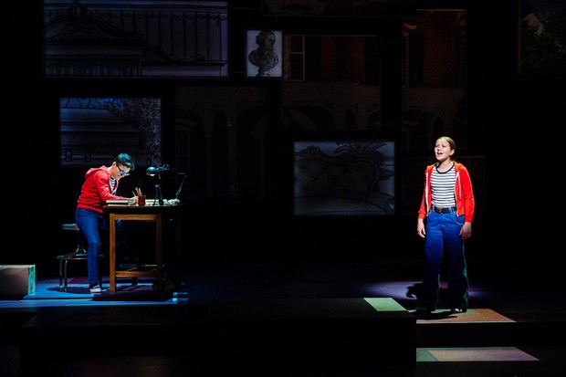 Alison Bechdel  Fun Home,  Portland Center Stage
