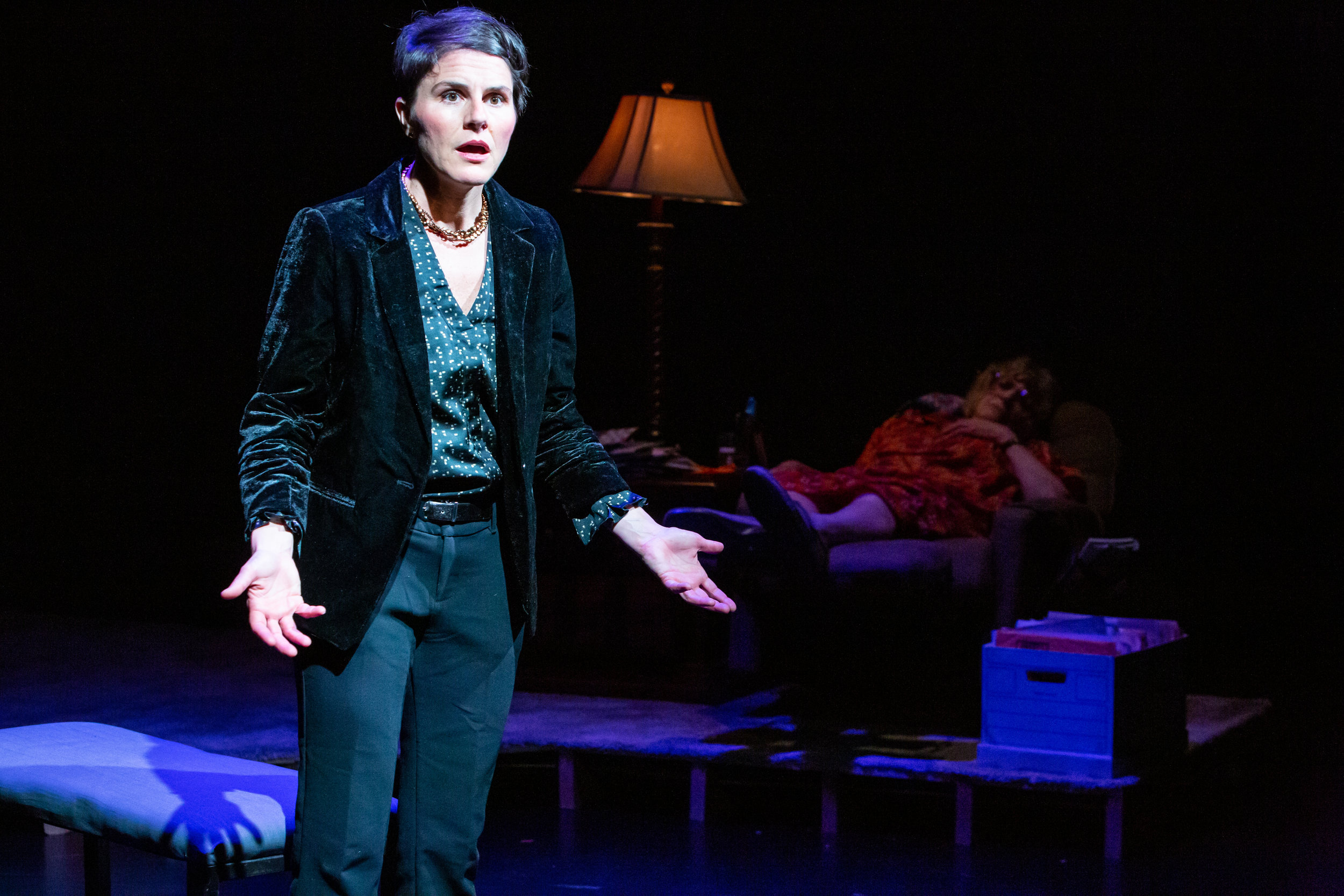 Lisa Kron,  Well,  Profile Theatre