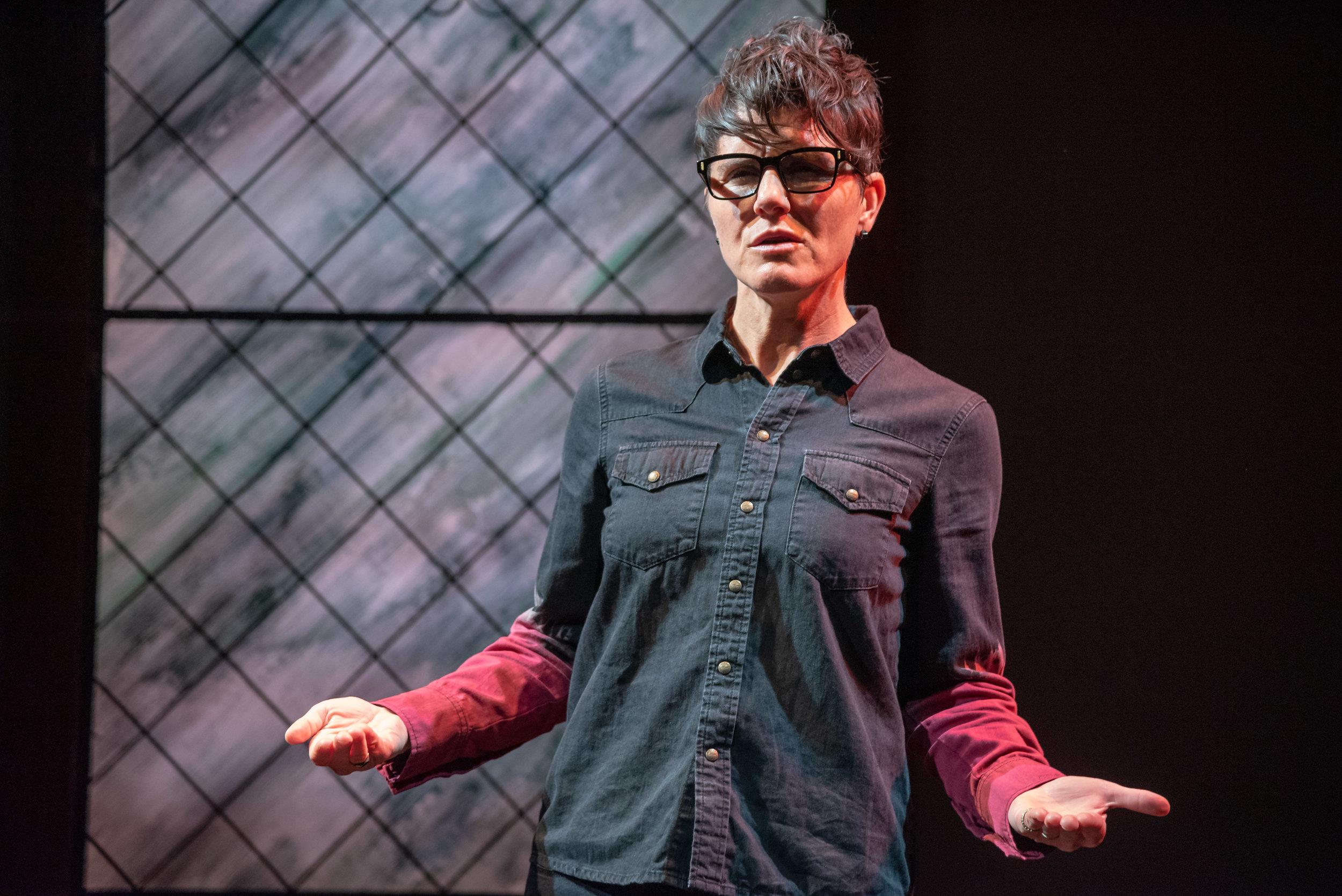 Elizabeth Streb,  Let Me Down Easy , Profile Theatre