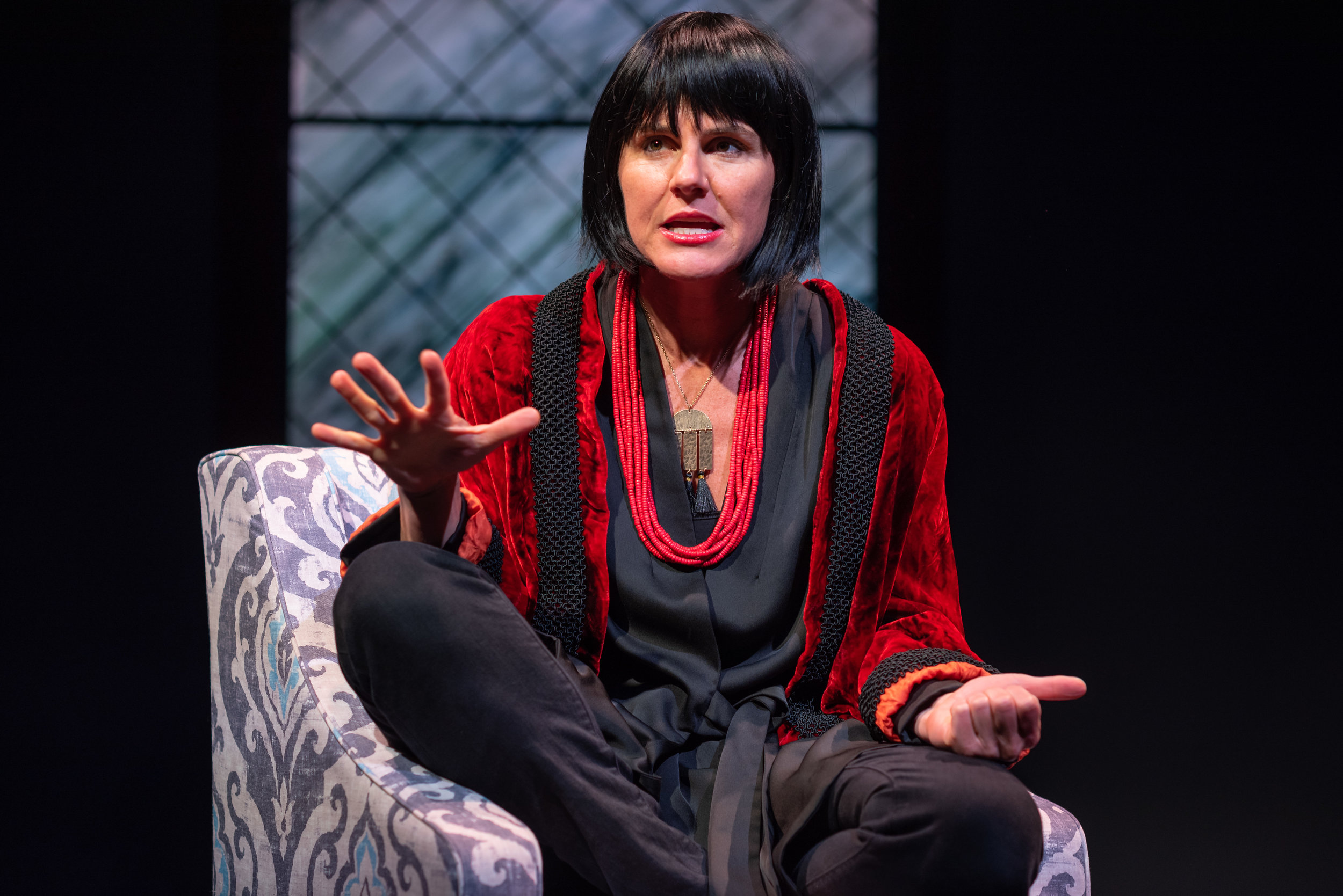 Eve Ensler,  Let Me Down Easy , Profile Theatre