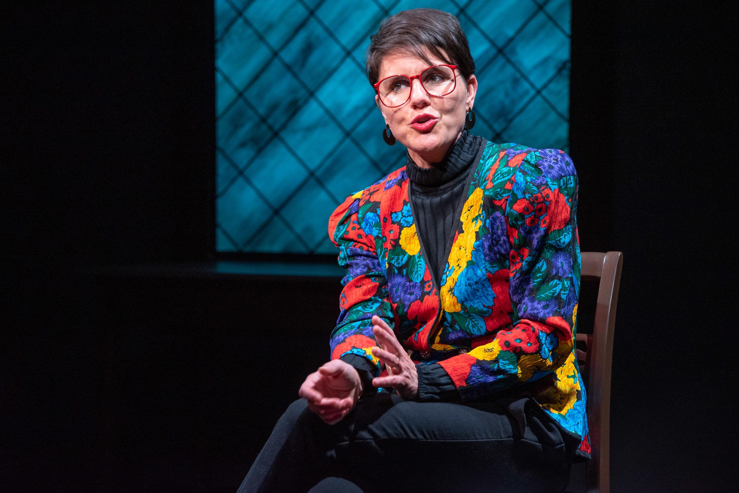 Ruth Katz,  Let Me Down Easy , Profile Theatre