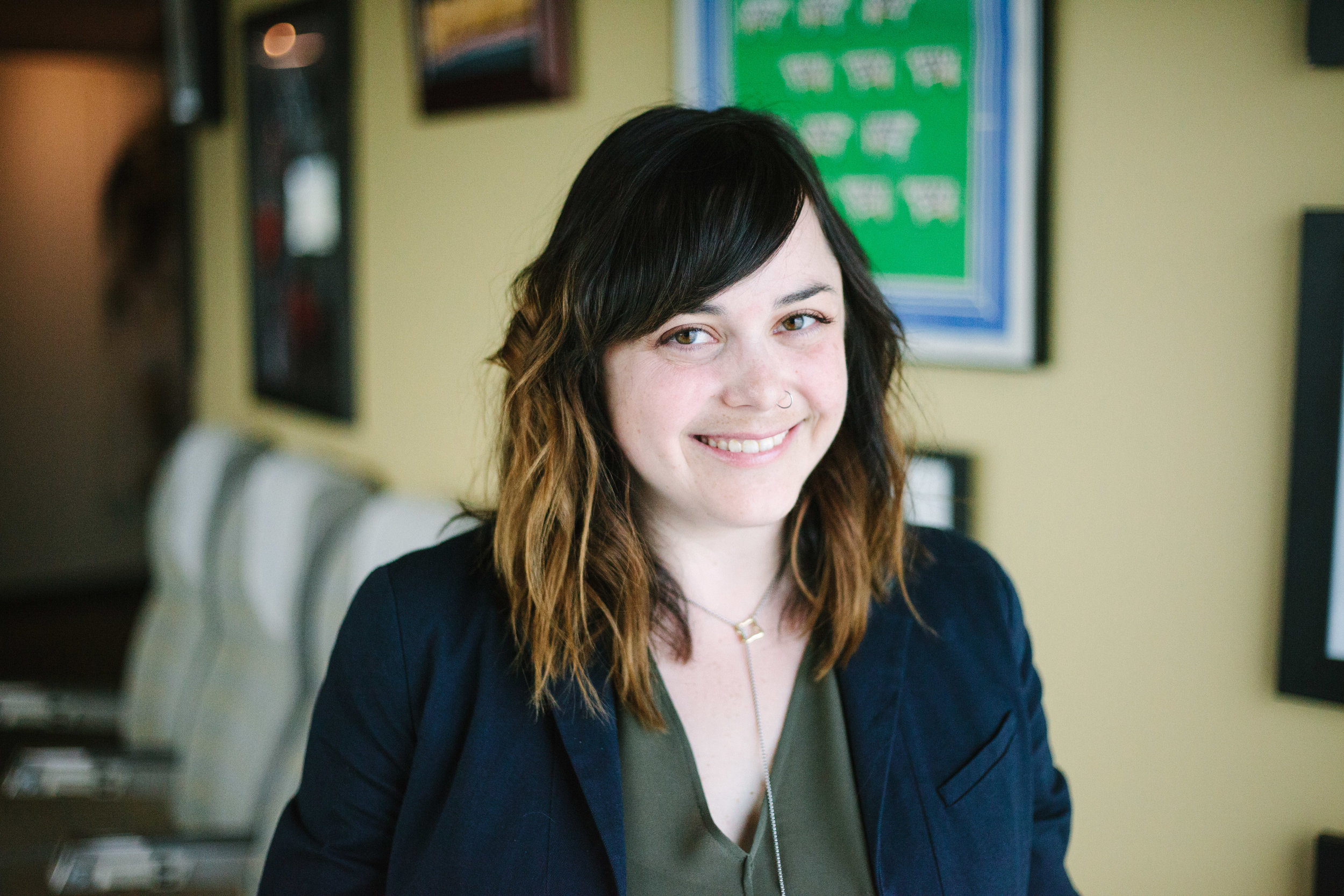 Julie Glasser | Client Success Manager