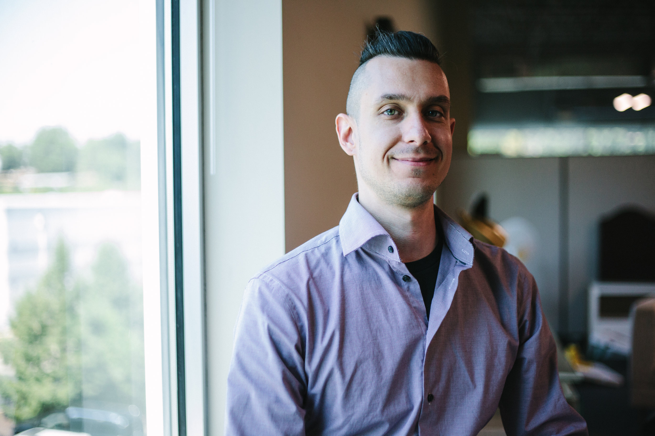 Michael Ingracia | Senior Client Operations Manager   When Mike is not filling sales pipelines for our clients,you can find him talking our ears off about some random band no one has ever heard! Mike loves making music and movies with friends when not at home with his wife and child.
