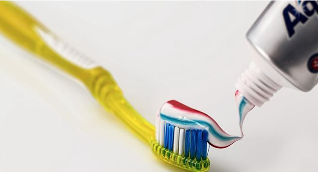 Fun Fact: The average American spends 38 DAYS brushing their #teeth over their lifetime.