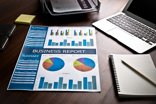 Small Business Report Image