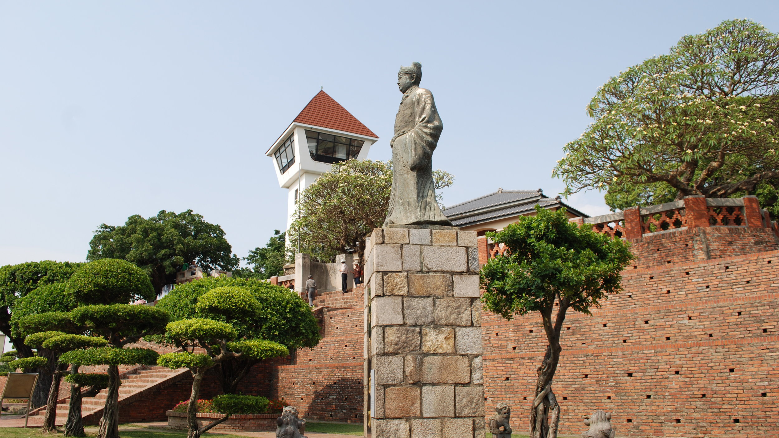 Fort Zelandia, Tainan, Taiwan
