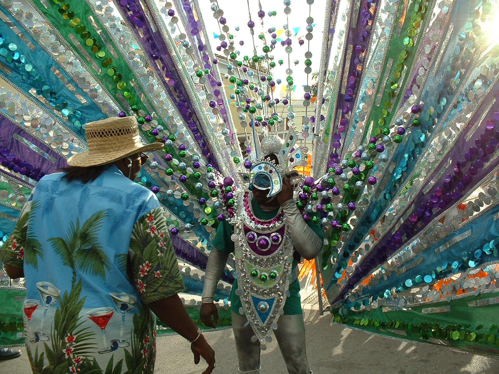 Carnaval Parade, St Thomas