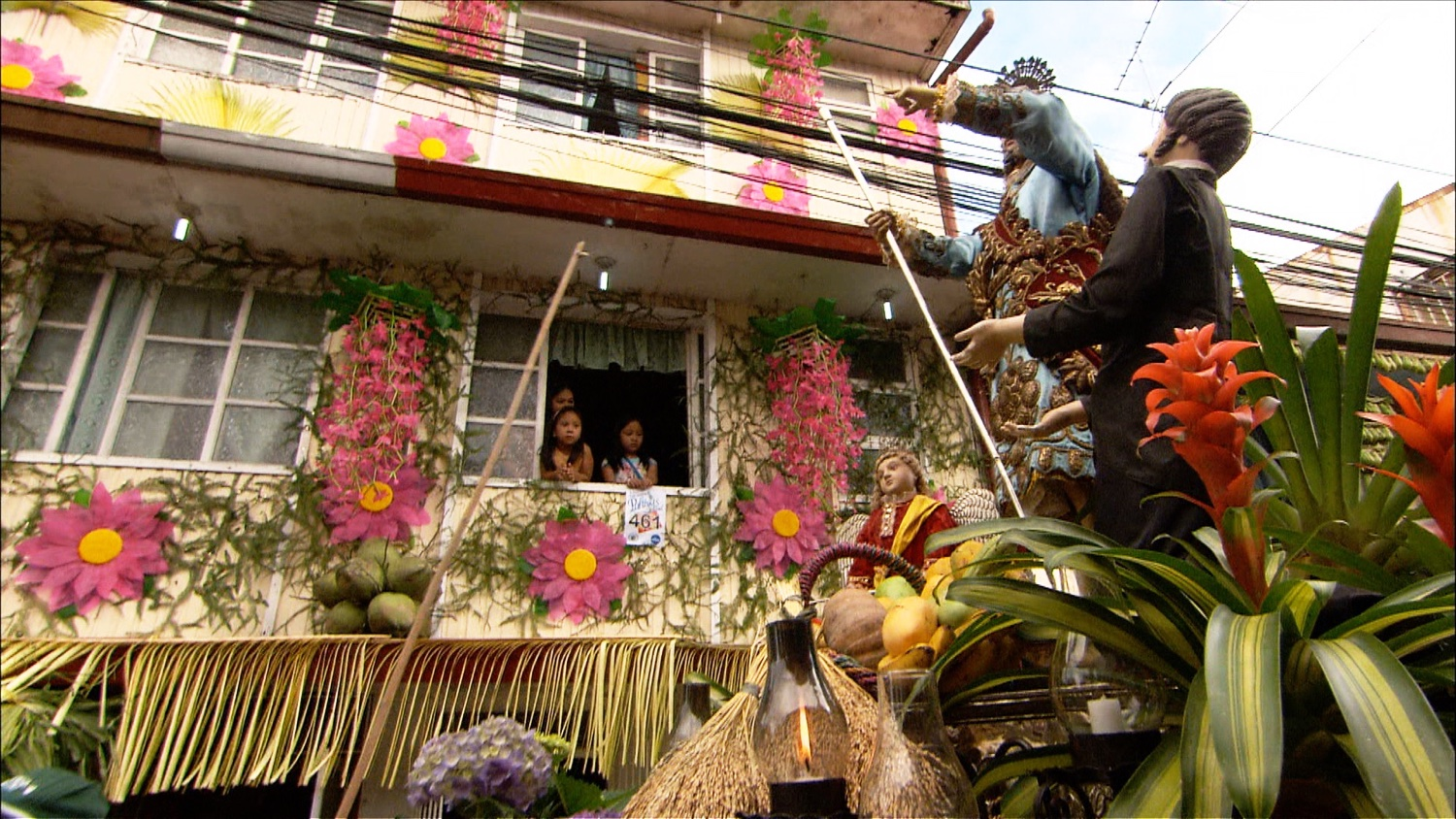 205_Philippines_parade with jesus and flowers.jpg