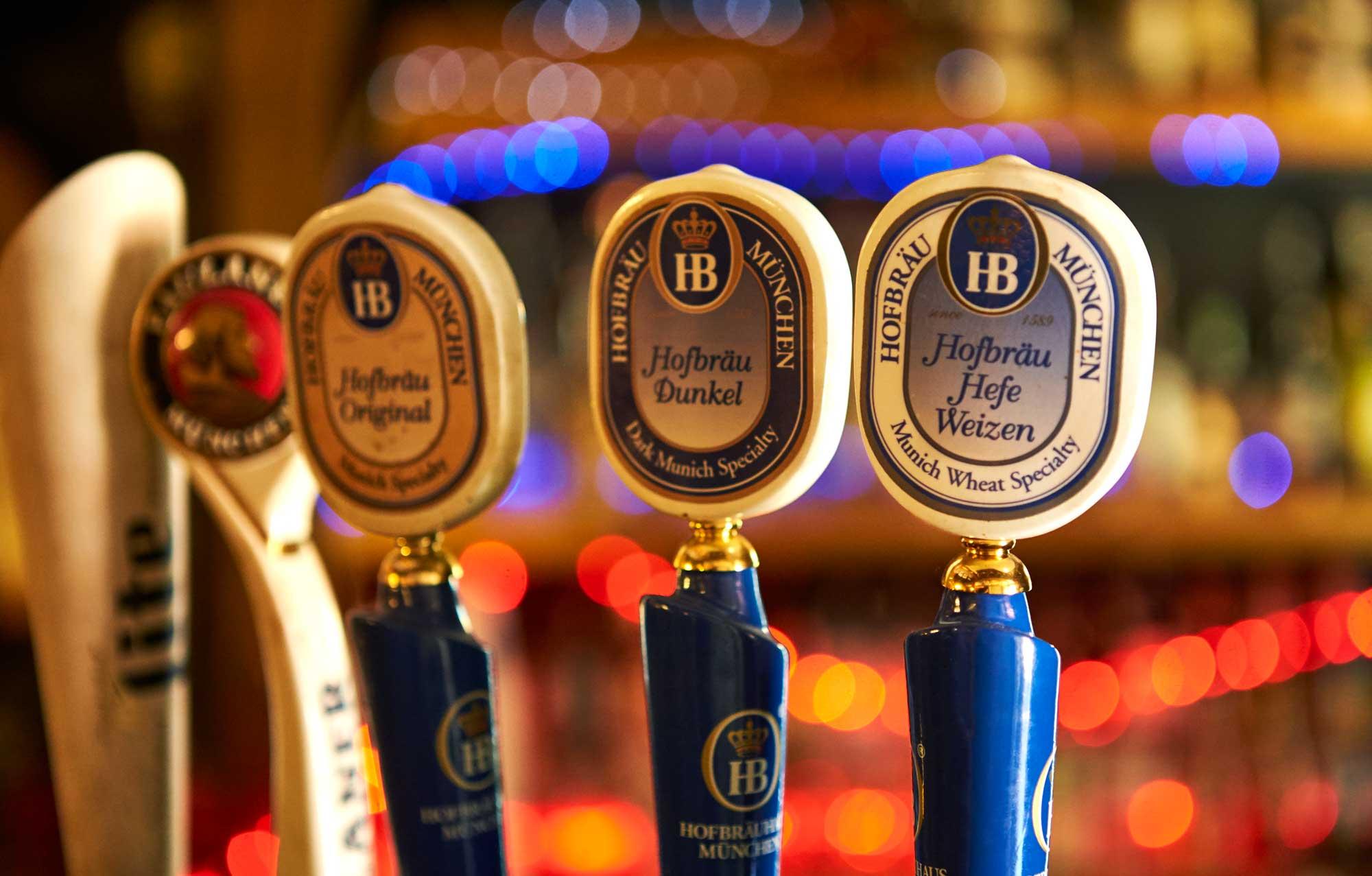 Heidelberg German Restaurant Pub Beer Tap Munich