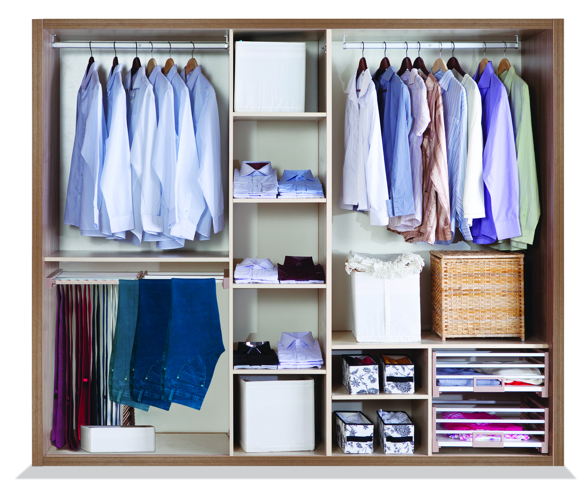 Closet Detox - No one likes a messy closet. You can't find what you need and don't know what you have.  During a closet detox, Charae thoroughly goes thru each item in your closet and recommends items to part ways with, based on your style and goals for your wardrobe. Afterwards, your remaining clothes and accessories are organized by color & style. Now you'll be able to see clearly what you have and what you need. You may even discover some new pieces you forgot you had!
