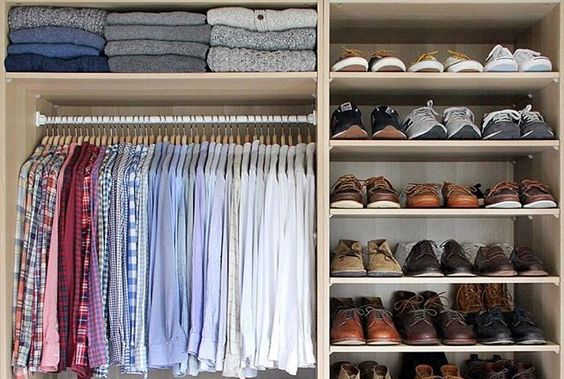 Closet Detox - A messy closet serves no purpose. Detox, organize and replenish your wardrobe without ever lifting a finger.