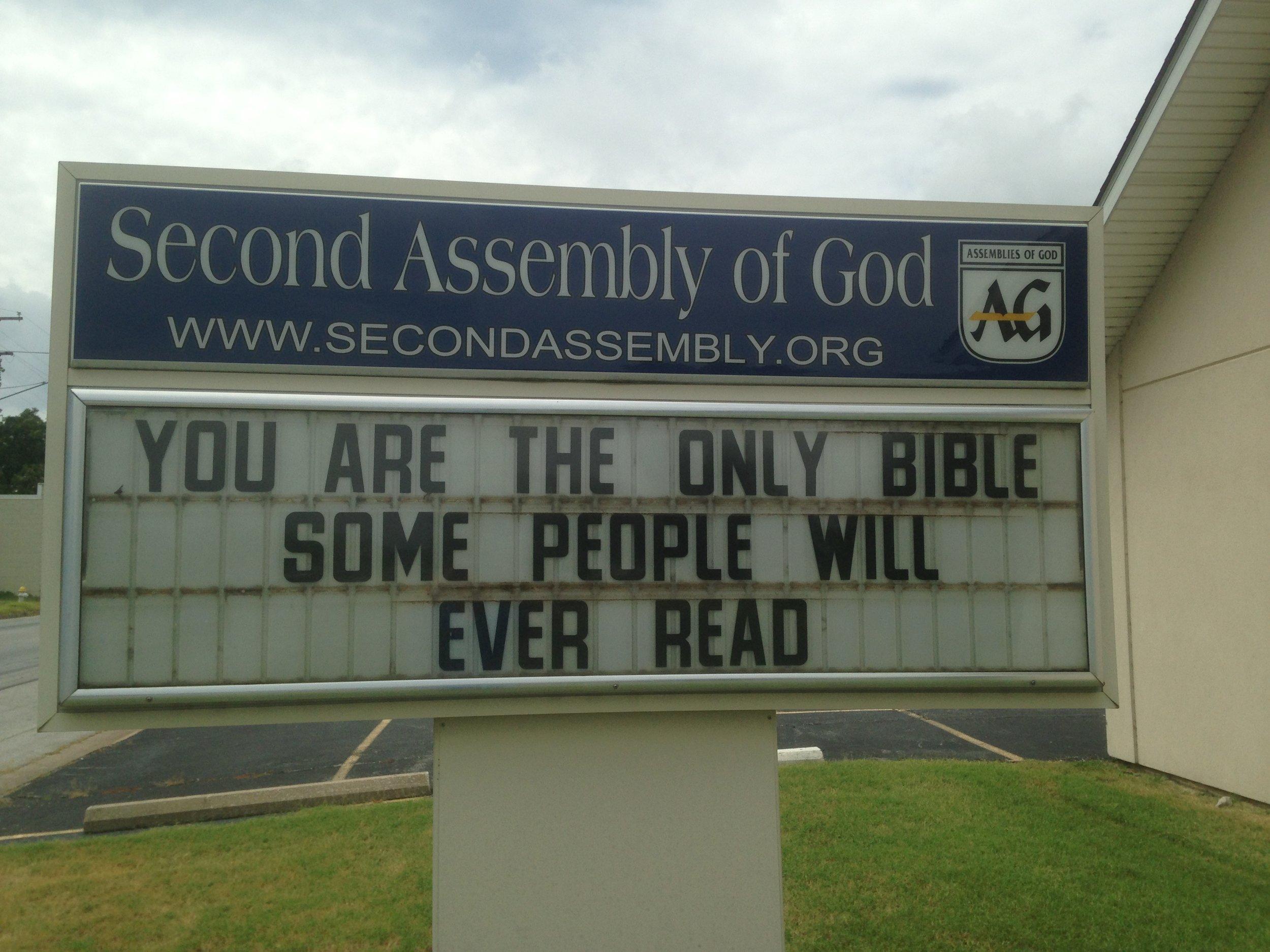 Second Assembly of God, Joplin, Missouri