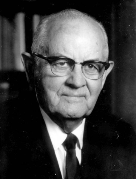 Spencer W. Kimball - 12th President of the LDS Church and author of the book designed to make people feel guilty, The Miracle of Forgiveness. Oddly, from reading the book one would have the impression that Mr. Kimball does not understand what the words miracle or forgiveness means.