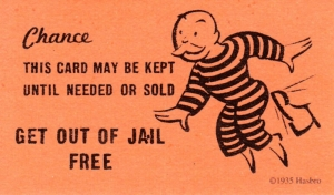 Professing faith - is not a get out of jail free card.