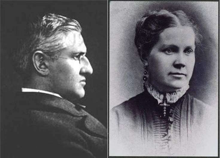 Haratio and Anna Spafford