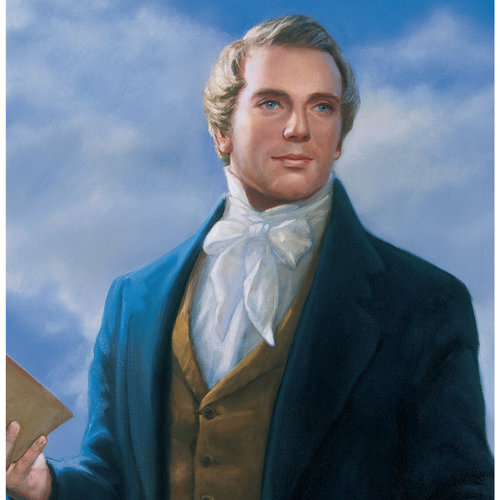 PRAISE TO THE MAN  Joseph Smith, the founder of The Church of Jesus Christ of Latter Day Saints (Mormonism) is revered and respected by the faithful LDS as the greatest prophet to have ever lived, and he is held in a godlike status and is given more respect and adoration than any human should ever he given and more than any human could ever warrant.