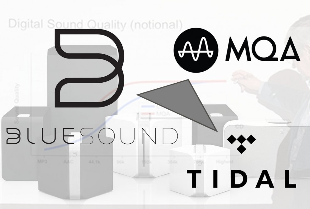 THE FUTURE IS NOW - High Resolution MQA Streaming Come and hear the best sounding audio source we have ever heard. MQA streaming through Bluesound and MyTek offers an amazing experience. Companionable with any stereo or theater system, new streaming services provide uncompressed, high resolution streaming. Come listen! Dynamic range, quiet noise floor, the best! You will be blown away!