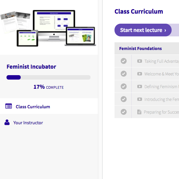 You can instant access to all content and can start the course right away!