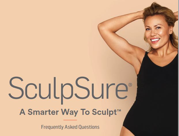Click above to check out our new SculpSure Service